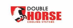 Auto body parts brand Doublehorse's Logo