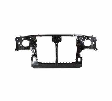 Radiator support on a white background